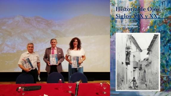 TARDE ABIERTA. El libro 'Historia de Ojós. Siglos XIX y XX' será presentado esta noche