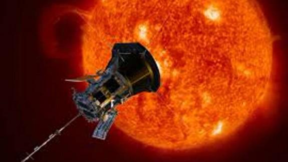 Parker Solar Probe. Foto de la NASA
