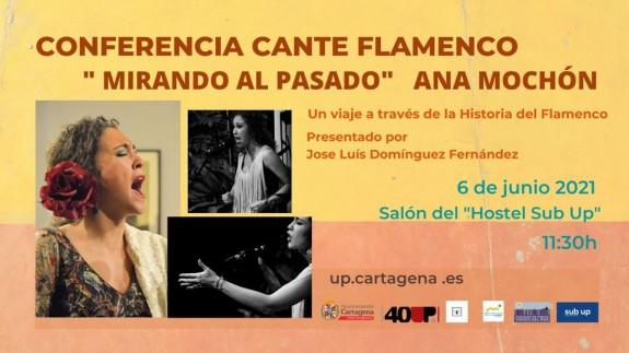 EL ROMPEOLAS. Conferencia-concierto sobre la historia del flamenco en Cabo de Palos