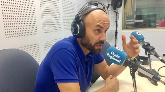 MURyCíA. Jesús Eugenio Rodríguez Martínez, director del Instituto Sexológico Murciano
