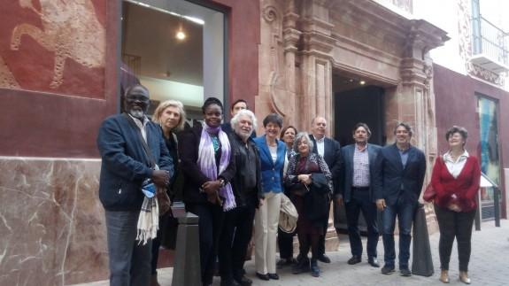 La delegación de Europa Nostra visita Mula