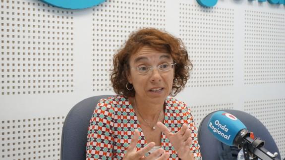 Arancha Morales en Onda Regional