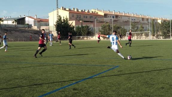 El Ciudad de Murcia vence 1-2 al Estudiantes de Murcia
