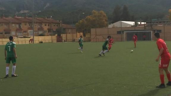 El Palmar vence al Churra 3-0