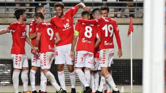 El Real Murcia, a cuartos de la Copa RFEF tras eliminar al Talavera