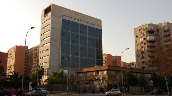 Sede de la Consejería de Educación y Cultura de la Región de Murcia. CARM