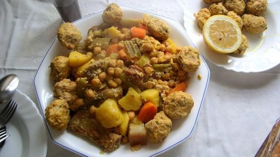 PLAZA PÚBLICA. Cocina con Baró. Gastronomía itinerante por la Región: Cocido de Aledo