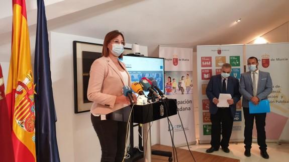 Isabel Franco, consejera de Transparencia. ORM