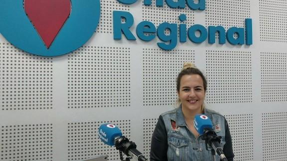 Maria Luisa Lucas en Onda Regional