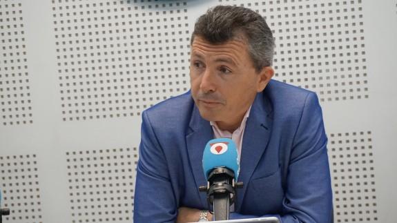 Pascual Salvador, diputado de Vox en la Asamblea Regional.