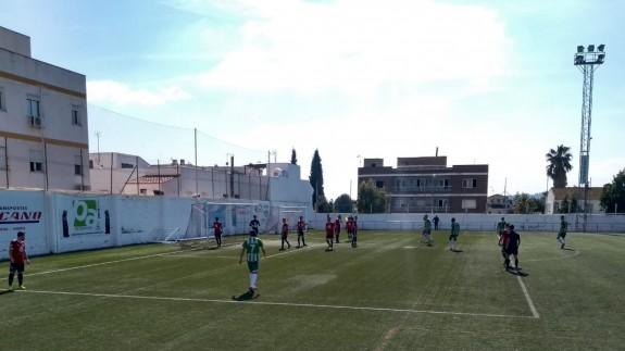 El Pulpileño se lleva el derbi almeriense ante el Huercal-Overa  0-1