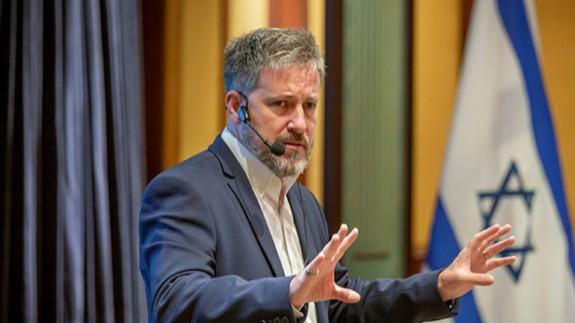 Gabriel Ben Tasgal. Periodista argentino israelí