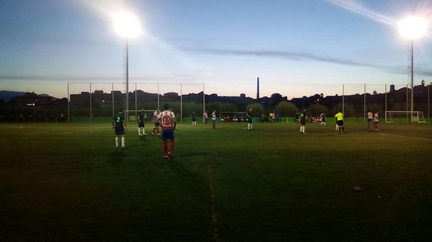 Tablas entre Muleño y Los Garres 0-0