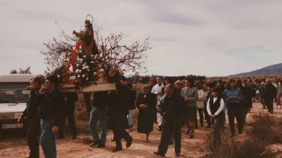 Romería de Almendricos, en Lorca. Foto: regmurcia.com