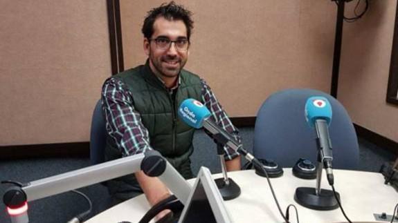 Pablo Barcina, nutricionista