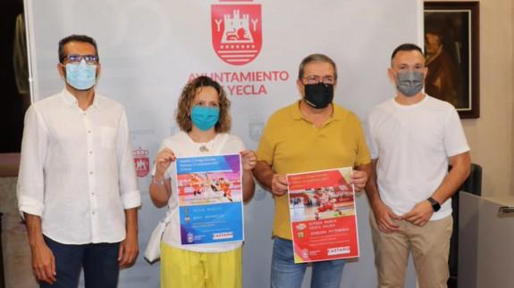 Entrada única de 5 euros para los amistosos de ElPozo y el UCAM Murcia CB en Yecla