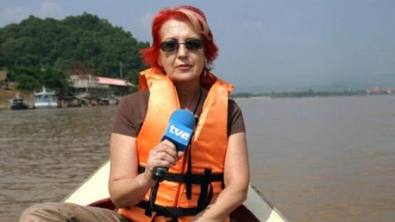 """LA ÚLTIMA NOCHE. Rosa Mª Calaf: """"Llevamos años descafeinando el sentido crítico de la población"""""""
