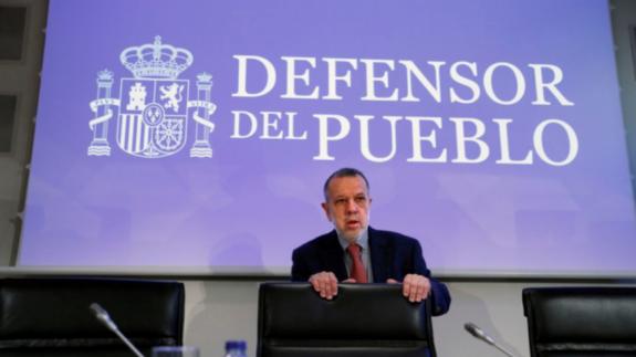 Francisco Fernández Marugán. Foto. Huermur
