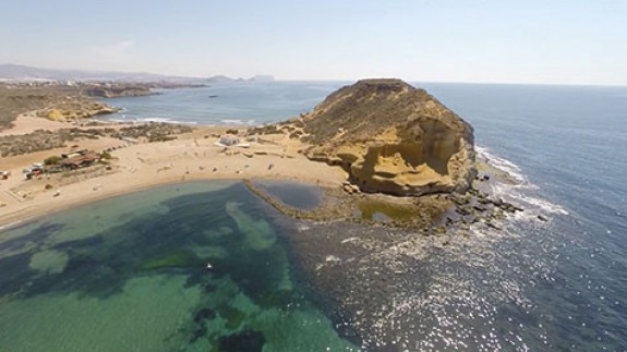 Mar de Pulpi. Pueblo Mediteráneo