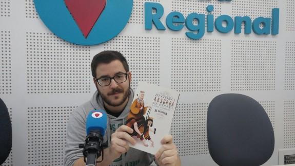 "MURyCÍA: Llega a las librerías ""Historia absurda de España: de Granada'92 a Barcelona'92"""