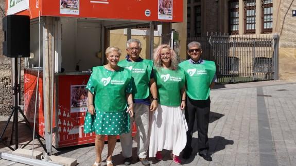 Voluntarios del Teléfono de la Esperanza