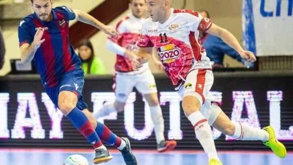 ElPozo vence 2-3 al Levante