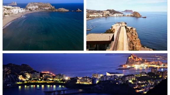 Diversas imágenes del municipio de Águilas