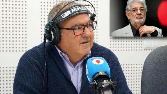 Juan González Cutillas y fotografía de Plácido Domingo