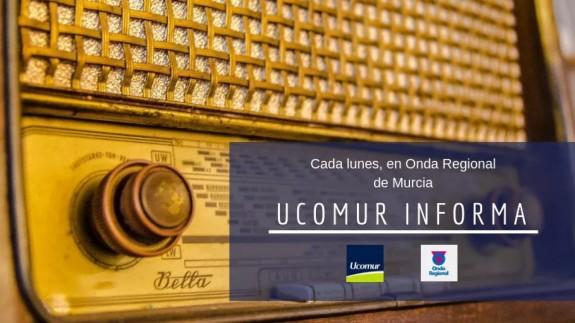 MURyCÍA. UCOMUR Informa