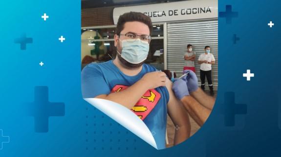 Campaña de concienciación en la UPCT para comenzar el curso vacunados