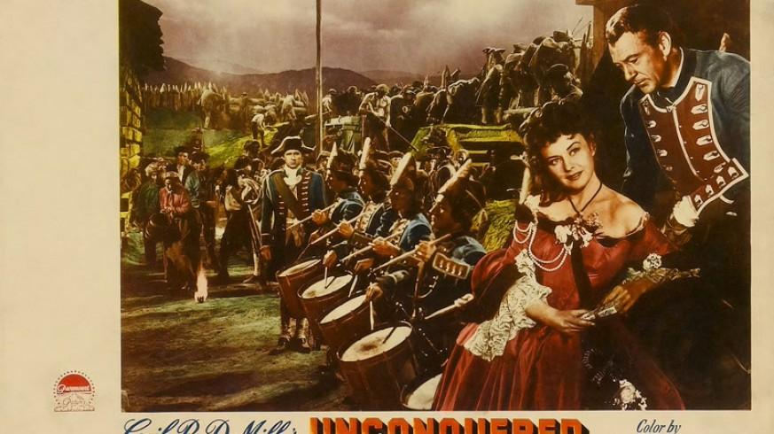 LA RADIO DEL SIGLO. El Clasicazo. 'Los inconquistables', dirigida por Cecil B. Demille