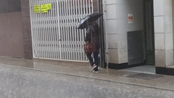 Una DANA podría dejar lluvias torrenciales este fin de semana