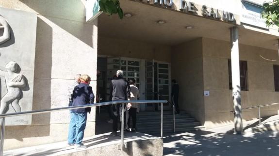 Centro de Salud en Murcia