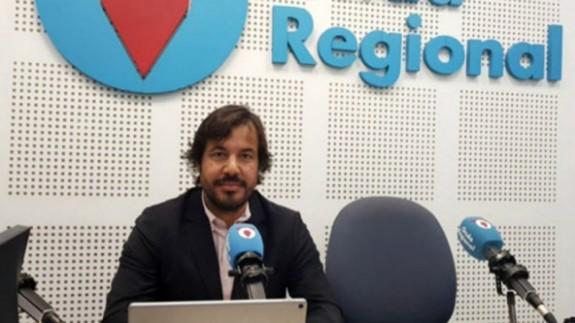 Miguel Motas. Fotografía de archivo ORM