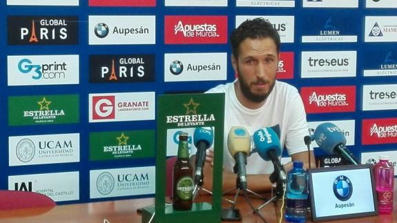 """Lluis Planagumá: """"Nos interesa la Copa del Rey. La afrontamos con ilusión"""""""