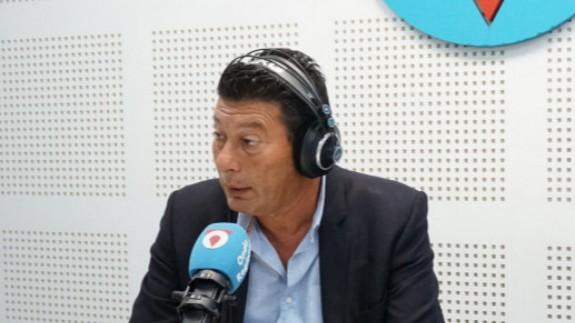 Manuel Martínez en una imagen de archivo