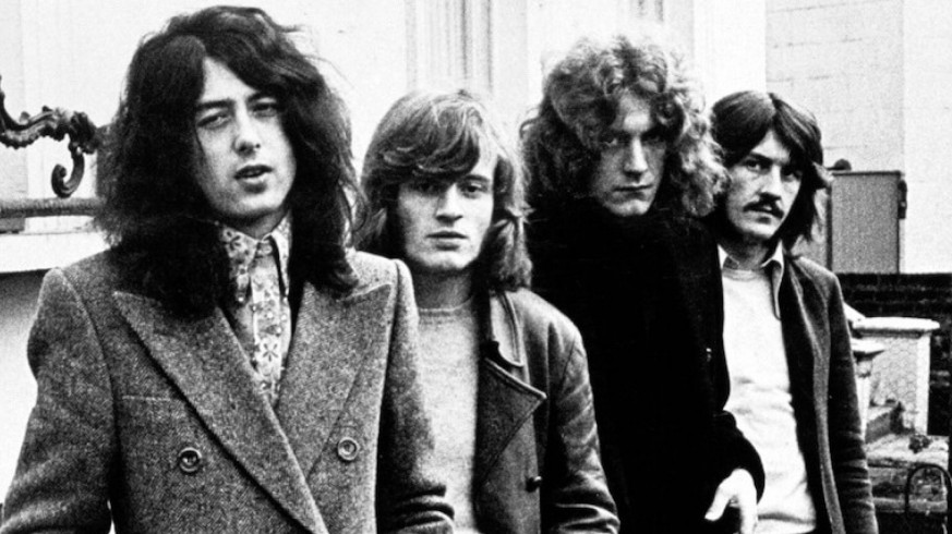 MÚSICA DE CONTRABANDO. Llega el 50 aniversario de Led Zeppelin III