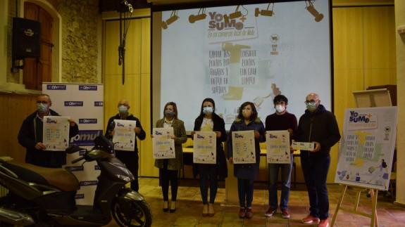 Presentación de la campaña en el Ayuntamiento de Mula
