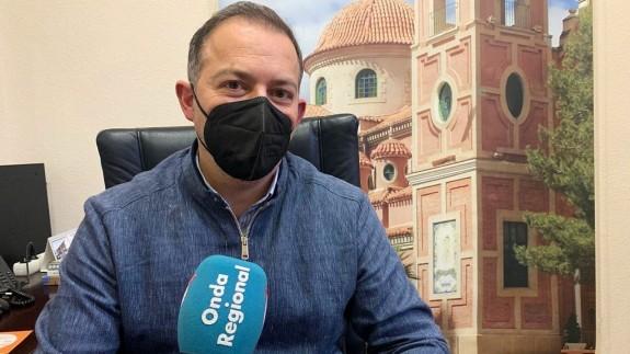 Jesús Gómez, alcalde de Abarán