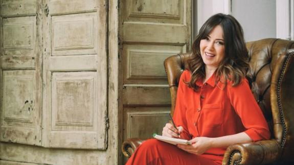 Laura Opazo, autora de 'Armario sostenible'