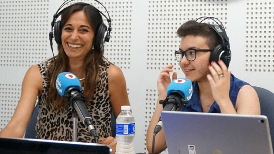 Mari Carmen López y Samuel García 'Sam'