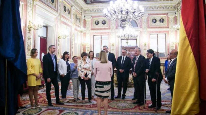 El Congreso decide un nuevo aplazamiento en la presentación de enmiendas a la reforma del Estatuto de Autonomía