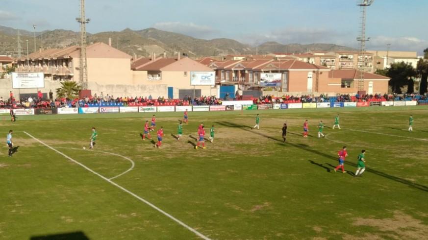 Empate sin goles entre Mazarrón y Churra