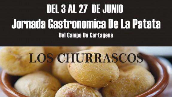 EL ROMPEOLAS. Rutas gastronómicas por la Trimilenaria. Jornadas de la patata en Los Churrascos