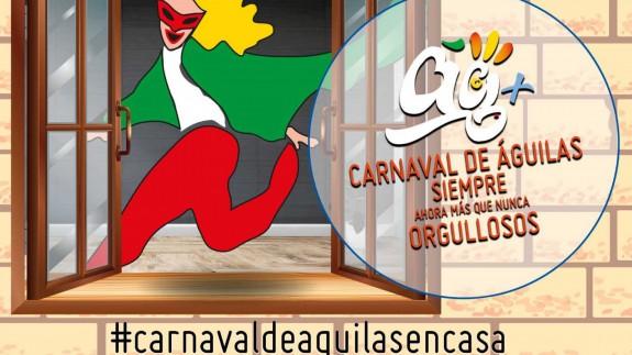 LA ÚLTIMA NOCHE. Carnaval de Águilas en casa