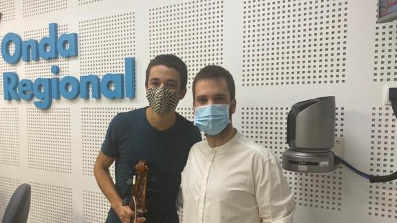 Marc de la Linde y Jorge Losana