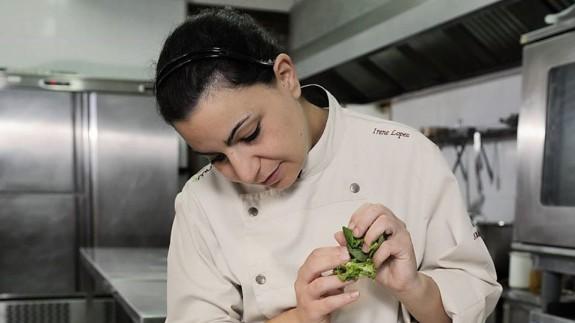 Irene López, chef de 'De Loreto' en Jumilla