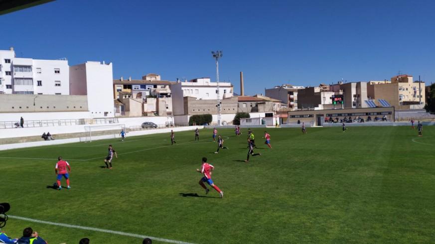 El Cartagena Efesé sigue en la lucha tras vencer al Muleño  0-1