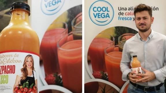 Antonio Molina, director general de Cool Vega. SALVA LÓPEZ