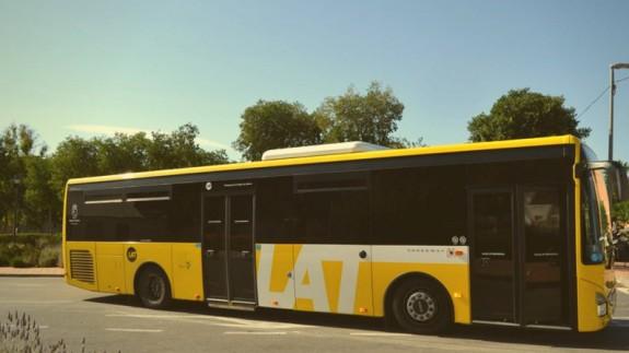 autobus de Latbus